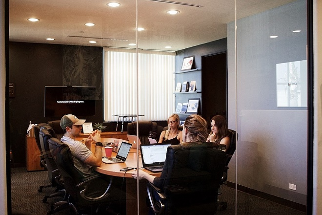 Discussion Table to Hire